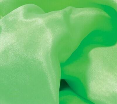 Sarah's Silks игровой шёлк 90 х 90 см, Лимонно-зелёный
