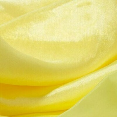 Sarah's Silks игровой шёлк 90 х 90 см, Жёлтый