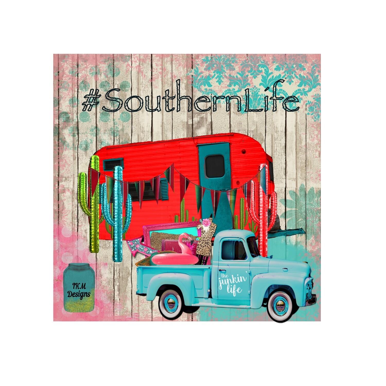 """Southern Life "" Printable Sublimation Files"