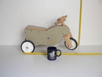 Motorbike / Hand made from wood in Australia