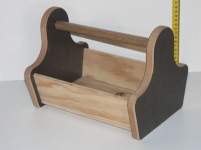 Tool Box Kit hand crafted from wood in Australia