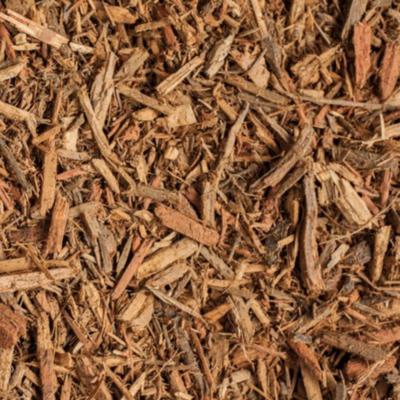 Golden Dyed Hardwood Mulch