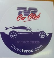 Tax Disc Sticker