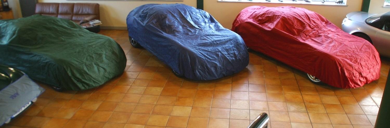 Supertex Indoor Car Cover - Small Sports