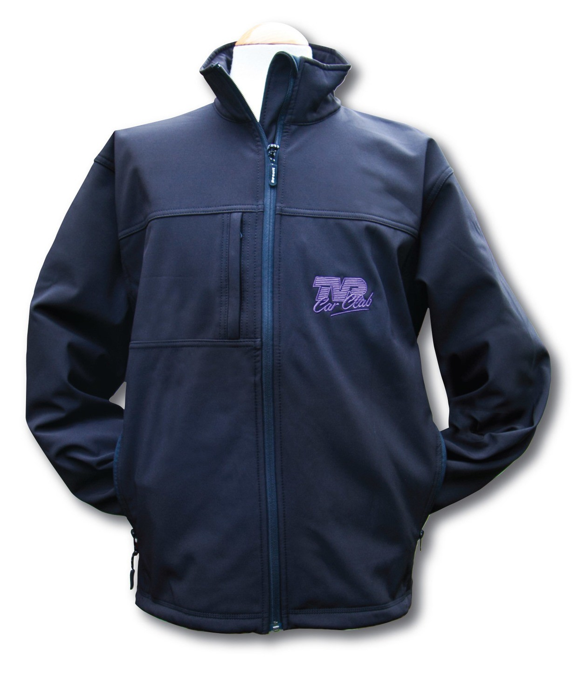 Classic Softshell Jacket - with TVRCC logo
