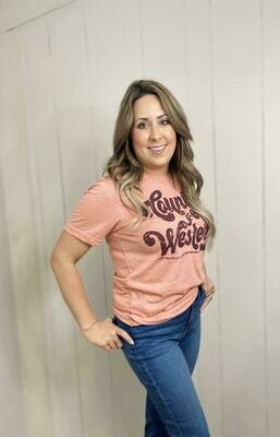 Country & Western Tee
