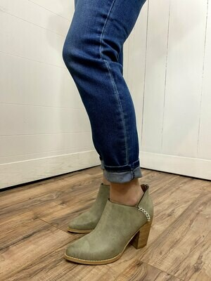 Paradise Western Bootie