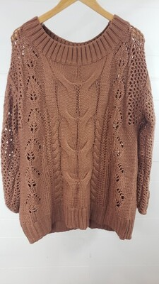 Madi Puff Sweater