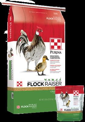 Purina Flock Raiser 5#