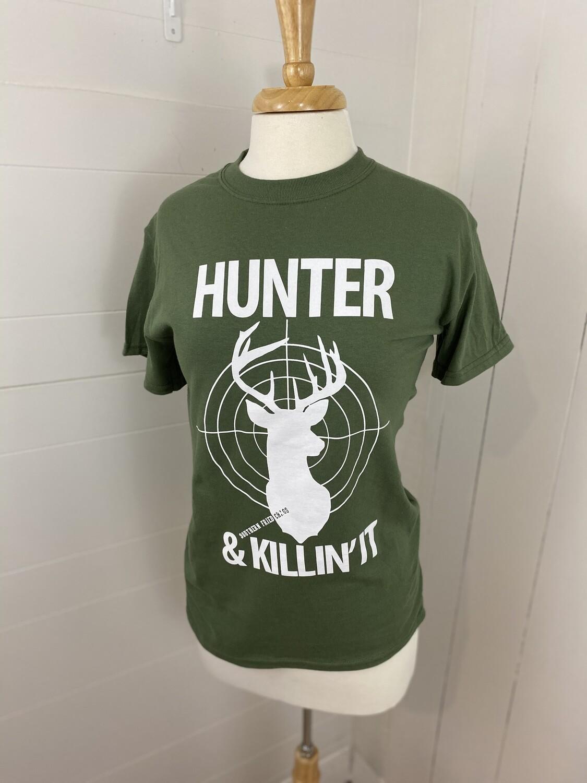 Hunter & Killin' It Tee
