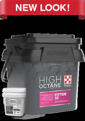 High Octane Fitter 35
