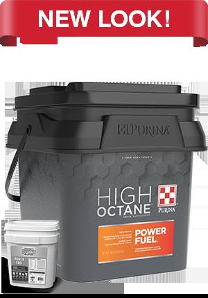 High Octane Power Fuel