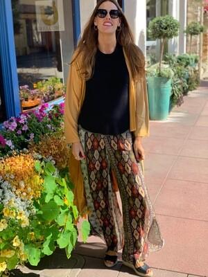 Scandal Becca  Silk Pants