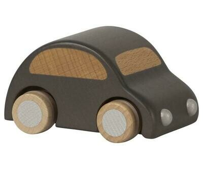 WOODEN CAR, BLACK
