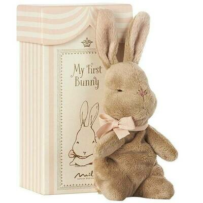 MY FIRST BUNNY IN A BOX, ROSE