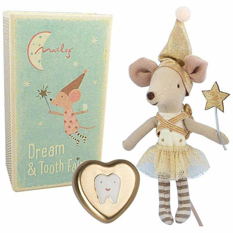 MAILEG TOOTH FAIRY MOUSE SET