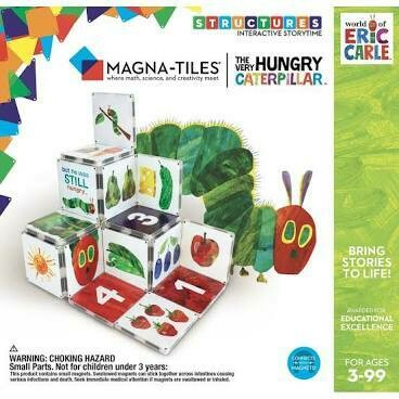 MAGNA-TILES THE VERY HUNGRY CATERPILLAR
