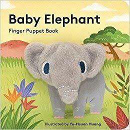 BABY ELEPHANT BOOK