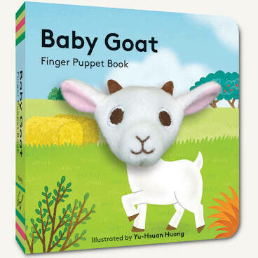 BABY GOAT BOOK