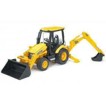 JCB MIDI LOADER BACKHOE