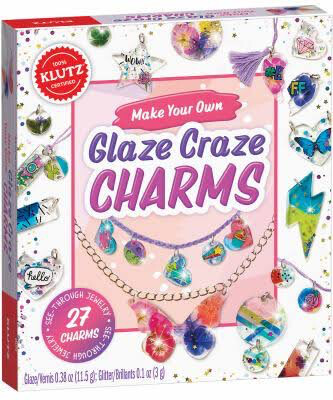 GLAZE CRAZE CHARMS