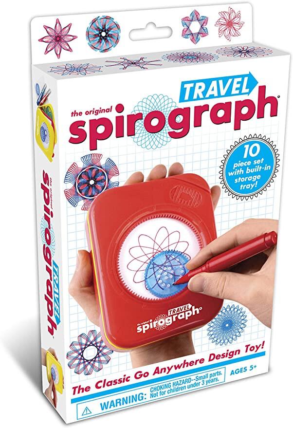 SPIROGRAPH TRAVEL