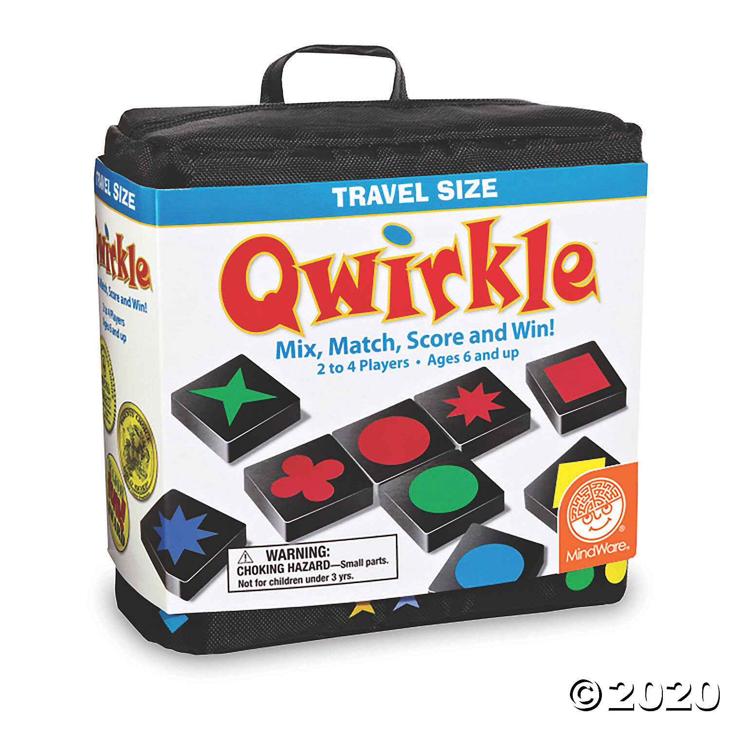 TRAVEL SIZE QUIRKLE