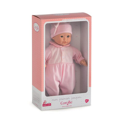 COROLLE CHARMING PASTEL DOLL - CALIN