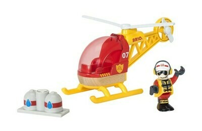 33797 FIREFIGHTER HELICOPTER