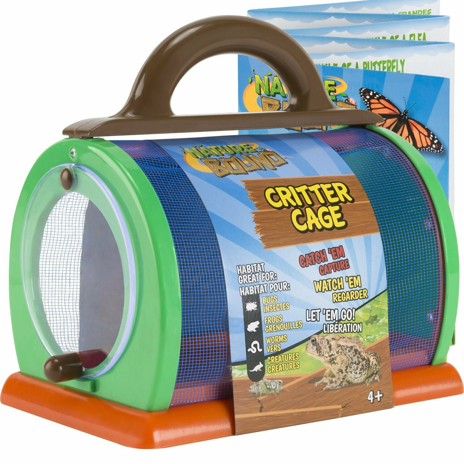 CRITTER CAGE