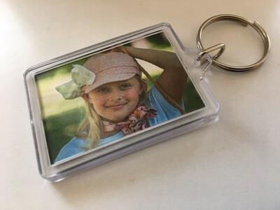 Porte-clés Photo x 5