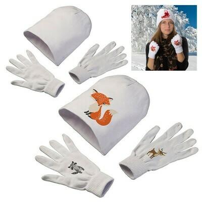 250 Set de bonnet + gants