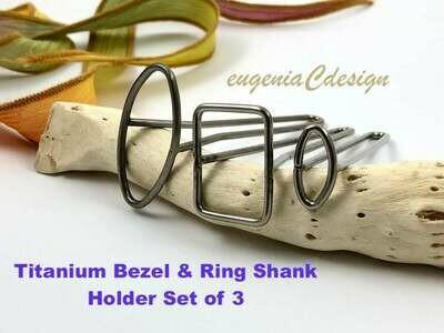 Jewelers Tools, Jewellers Tools, Jewelry Bench, Jewelry Tools, Soldering Tools, Soldering, soldering holder, Titanium Soldering Holder