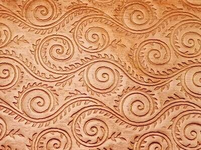 LIMITED AVAILABILITY - Textured Copper Sheet Metal 6
