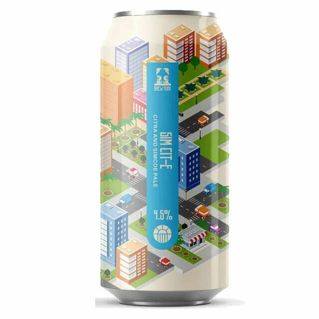 Brew York - Sim Cit-E