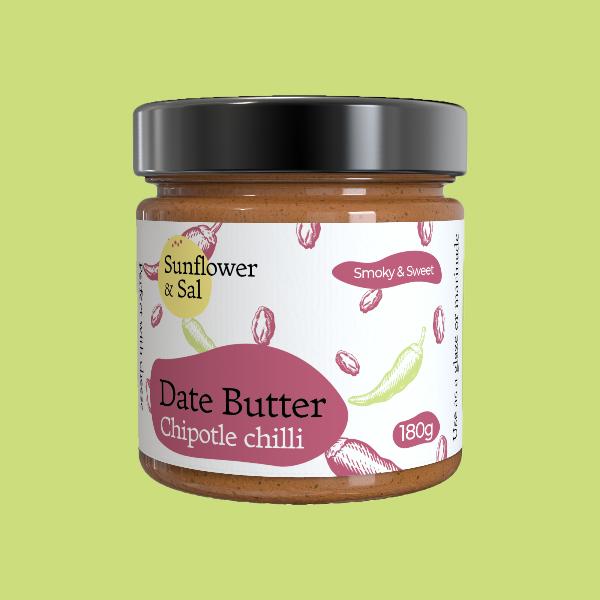 Chipotle Chilli Date Butter