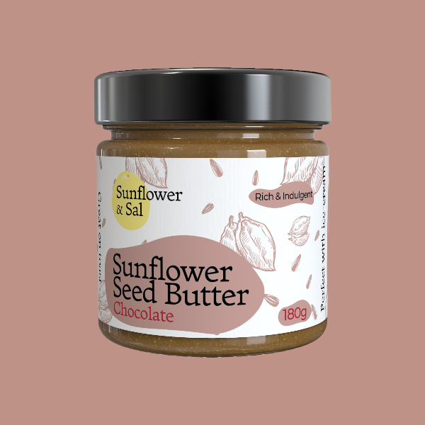 Chocolate & Sunflower Seed Butter