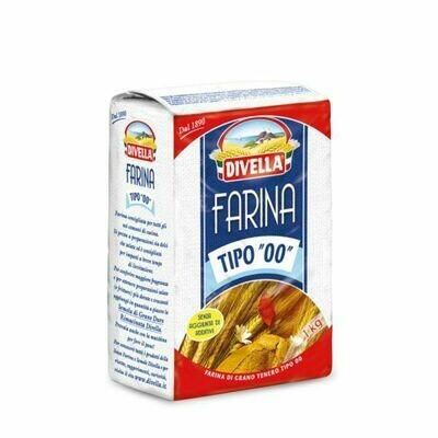 Divella 00 Flour 1kg