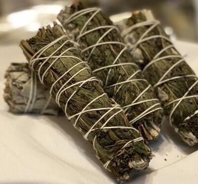 Peppermint Sage Sticks (2 PACK)