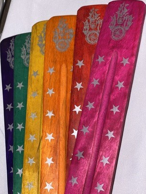 Colorful Dreamcatcher Incense Holders ($6)