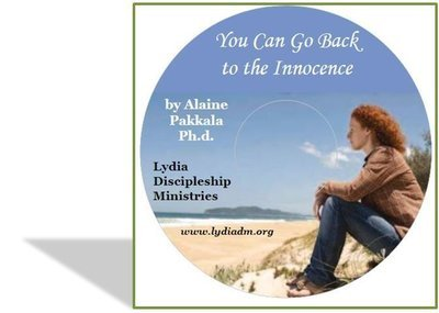 You Can Go Back To The Innocence, CD - by Alaine Pakkala, Ph.D.