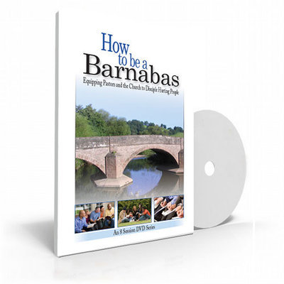 How To Be A Barnabas, DVD Set - by Alaine Pakkala, Ph.D.