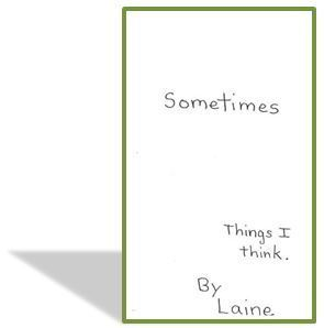 "Sometimes - by ""Laine"""