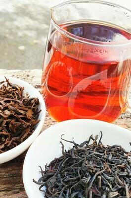 Ye Sheng Hong Cha -  Wild Tree Purple Black tea