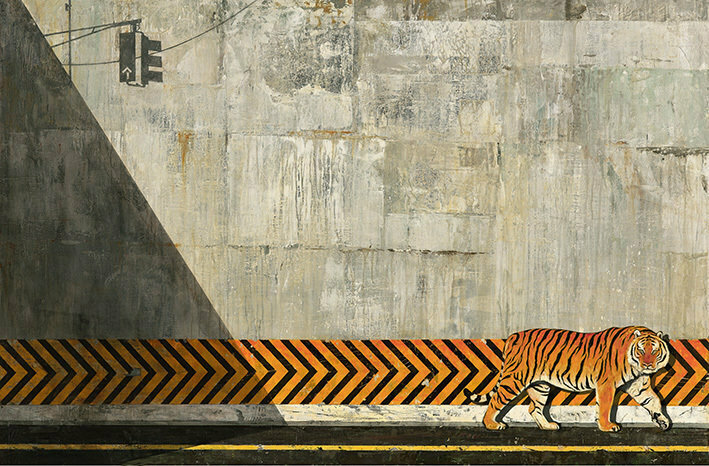 "Shaun Tan's ""Tiger"""