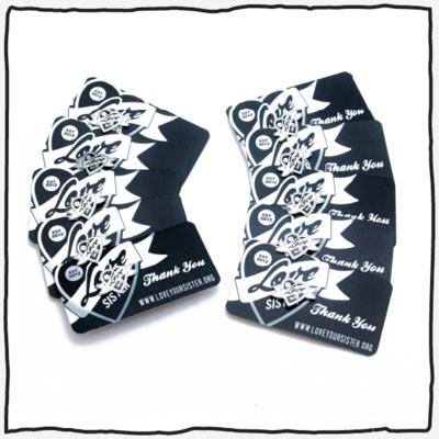 10x LYS Lapel Pins - Penny Refill Pack