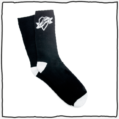 Love Your Sister Socks
