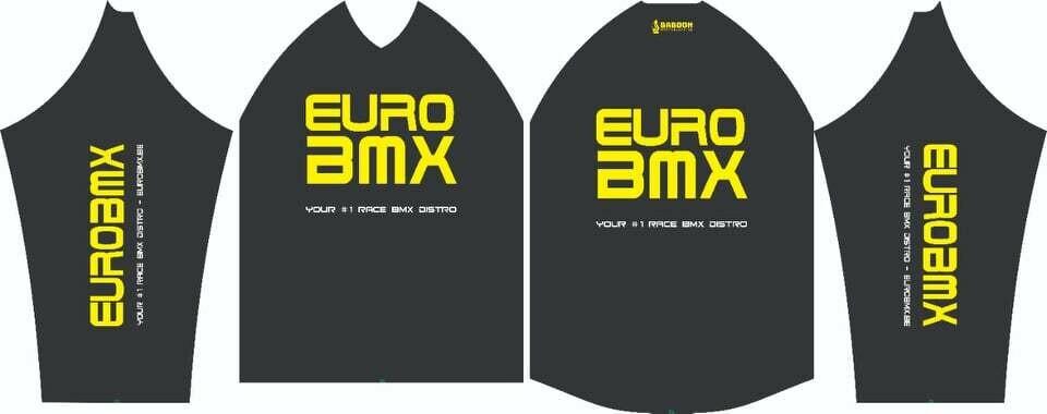 EuroBmx Race Shirt