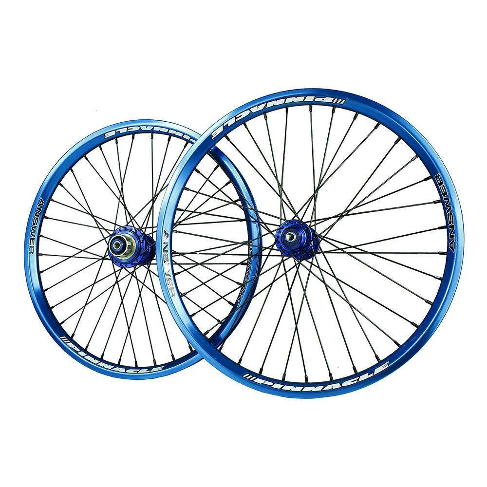 Answer Holeshot/Pinnacle Pro Wheels