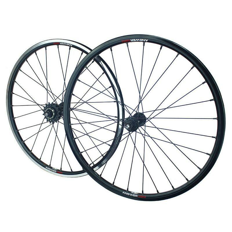 Answer Holeshot Mini/Junior/Expert Wheelset